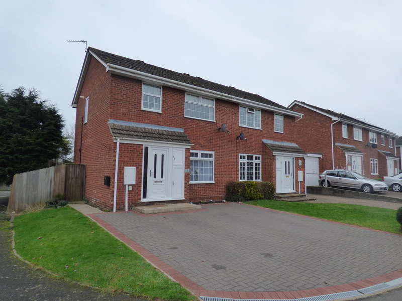 2 Bedrooms Semi Detached House for sale in Overberry Orchard, Bishops Tachbrook