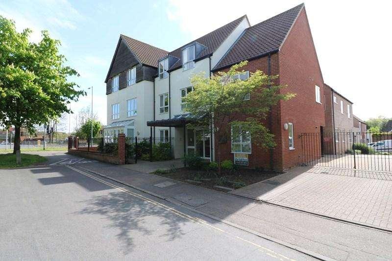 2 Bedrooms Retirement Property for sale in Fairland Street, Wymondham