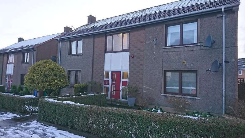 1 Bedroom Flat for rent in Cleish place , Dunfermline , Fife, KY11 4DD