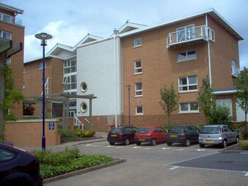 2 Bedrooms Flat for sale in Judkin Court, Century Wharf