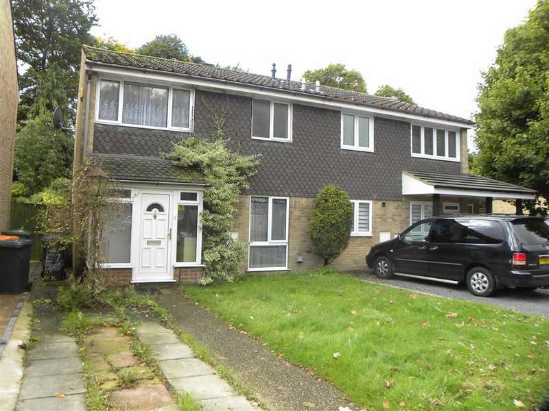 3 Bedrooms Semi Detached House for rent in Weatherby, Dunstable, Bedfordshire, LU6
