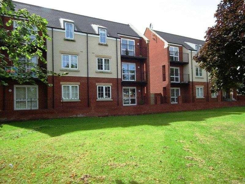 1 Bedroom Apartment Flat for sale in Turner Square, Morpeth, Morpeth, Northumberland, NE61 2JA