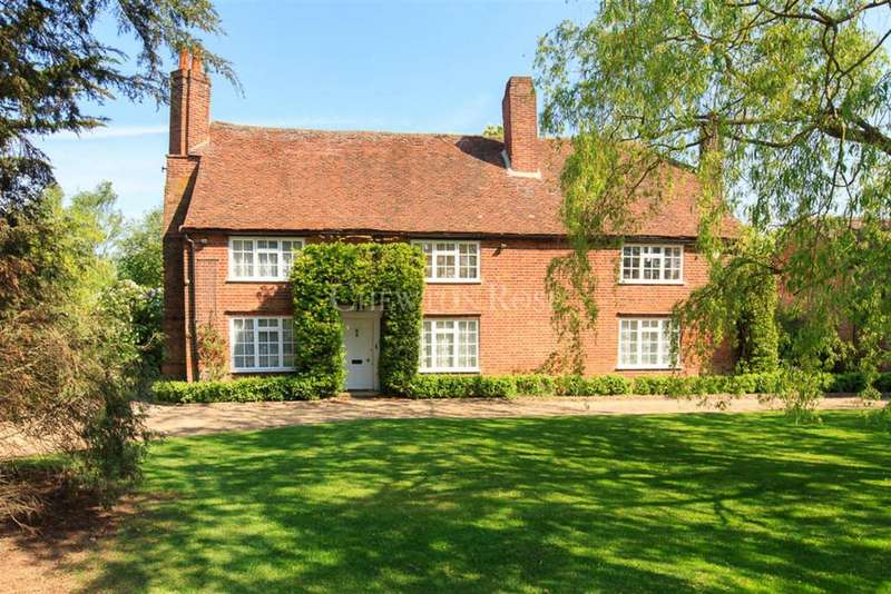 5 Bedrooms Detached House for sale in Stanway