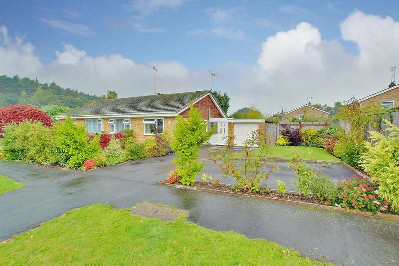 2 Bedrooms Semi Detached Bungalow for sale in NORTH BADDESLEY