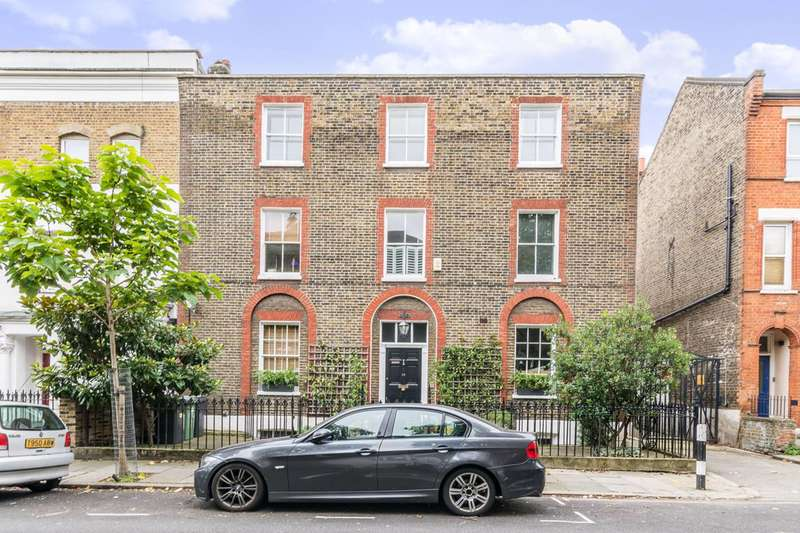 5 Bedrooms House for sale in Vauxhall Grove, Vauxhall, SW8
