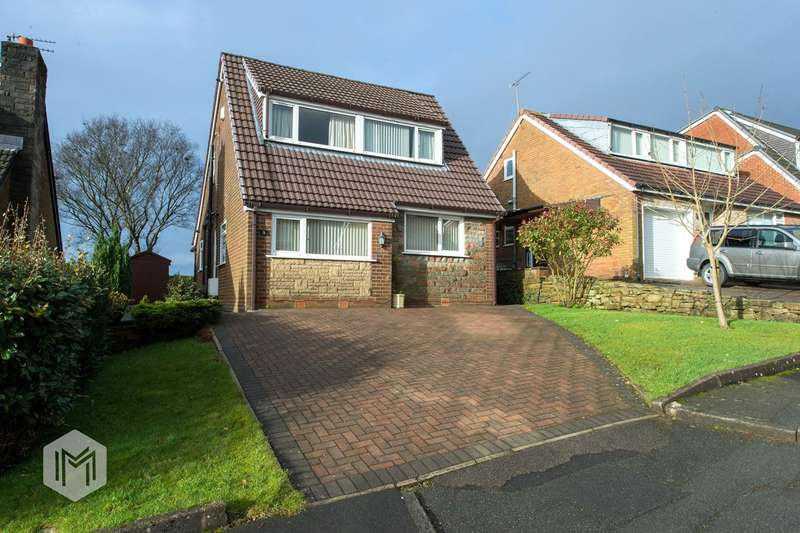 4 Bedrooms Detached House for sale in Stoneycroft Avenue, Horwich, Bolton, BL6
