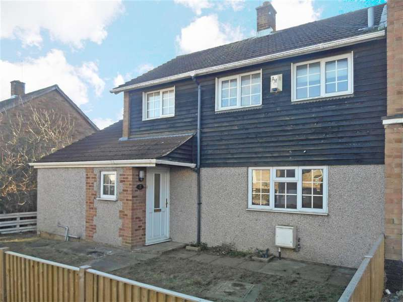 3 Bedrooms End Of Terrace House for sale in The Hedgerow, , Basildon, Essex
