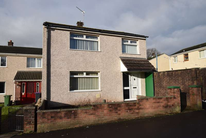3 Bedrooms Detached House for sale in Radnor Way, Cwmbran, NP44
