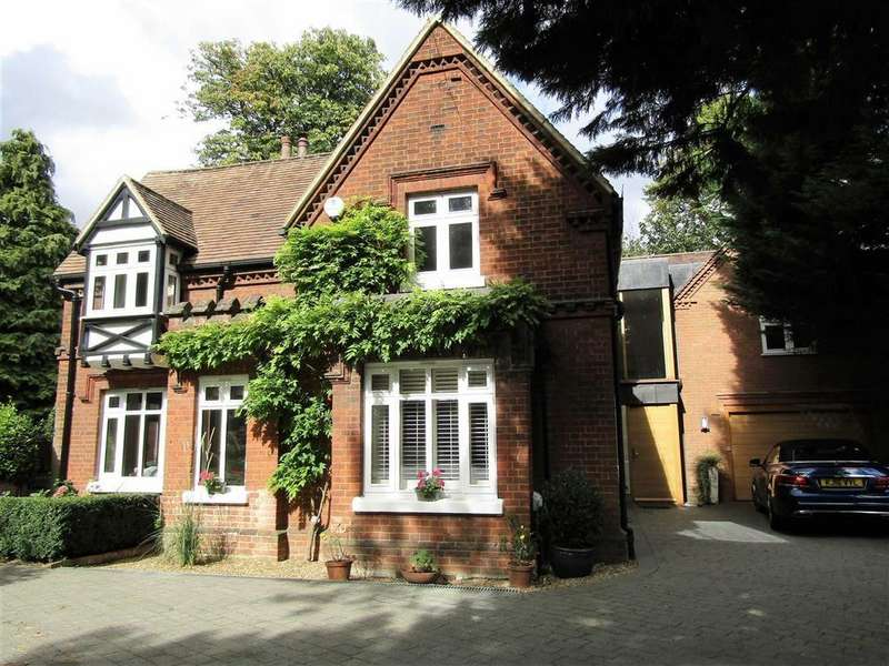 5 Bedrooms Detached House for sale in Highbury Road, Hitchin, SG4
