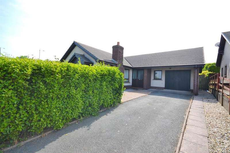 3 Bedrooms Detached Bungalow for sale in Essex Road, Pembroke Dock