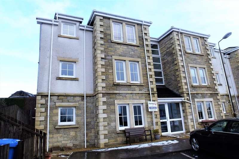 2 Bedrooms Apartment Flat for sale in Robert Breton Court, Larbert