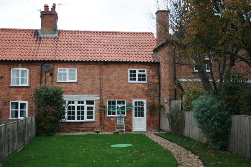 3 Bedrooms Terraced House for rent in Mill Lane, Rockley, Retford