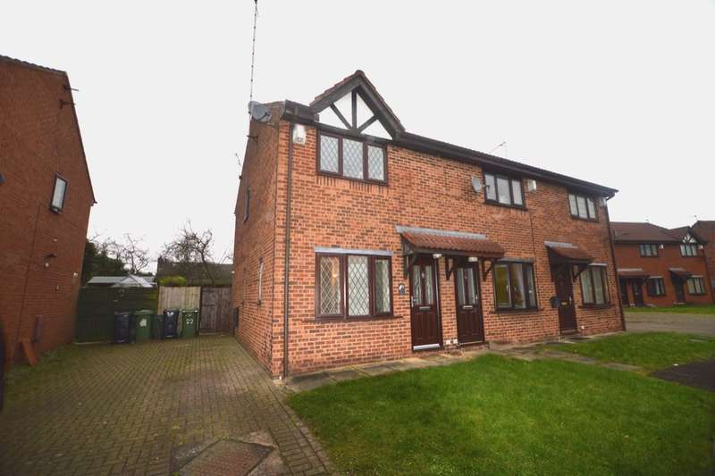 2 Bedrooms Terraced House for rent in Greenfields, Winsford, CW7