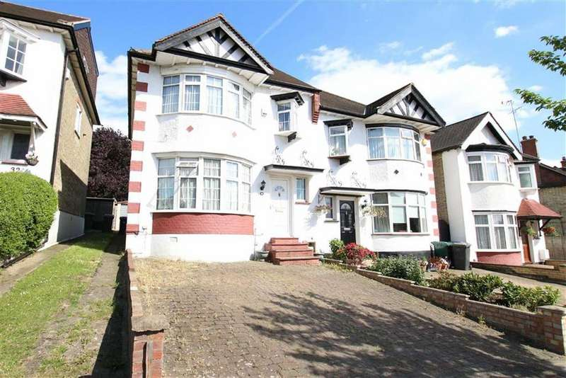 3 Bedrooms Semi Detached House for sale in Courthouse Road, Finchley, London