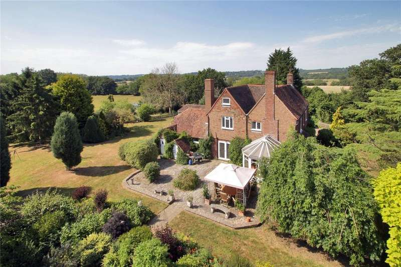 6 Bedrooms Unique Property for sale in Staplehurst Road, Marden, Tonbridge, Kent, TN12