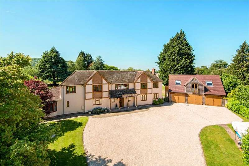 4 Bedrooms Detached House for sale in West Lane, Bledlow, Princes Risborough, Buckinghamshire, HP27