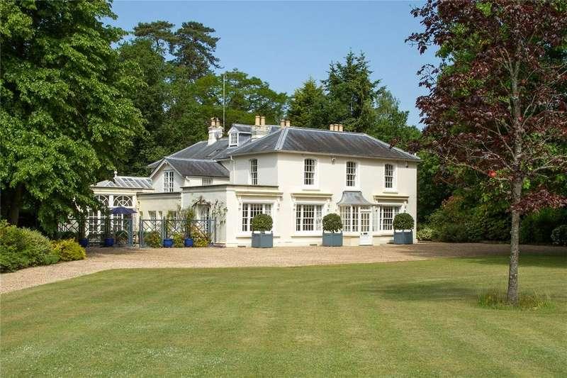 7 Bedrooms Unique Property for sale in Lowicks Road, Rushmoor, Farnham, Surrey, GU10