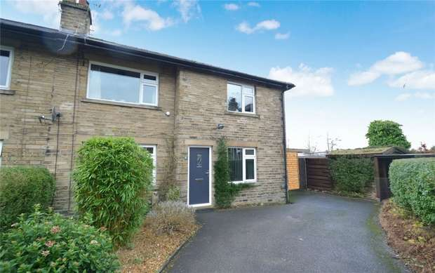 3 Bedrooms Semi Detached House for sale in Endon Avenue, Bollington, Macclesfield, Cheshire