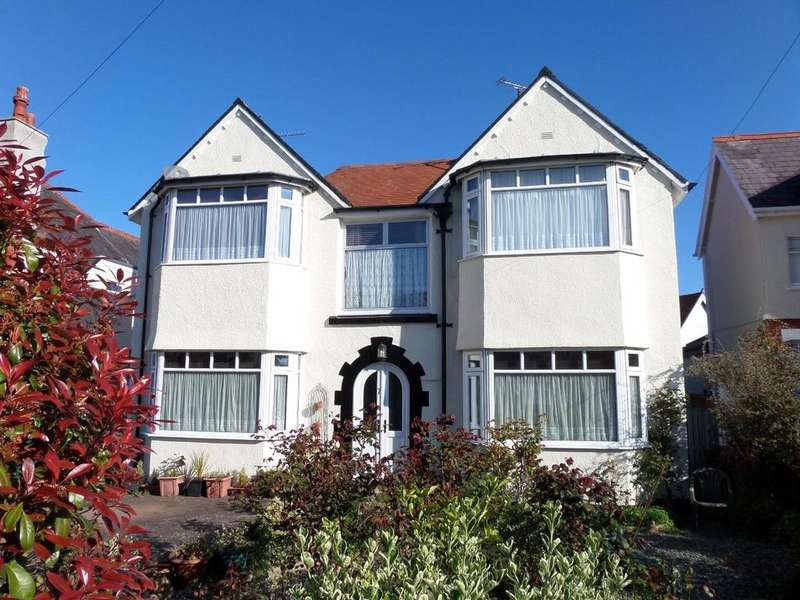 4 Bedrooms Detached House for sale in Llannerch Road East, Rhos On Sea