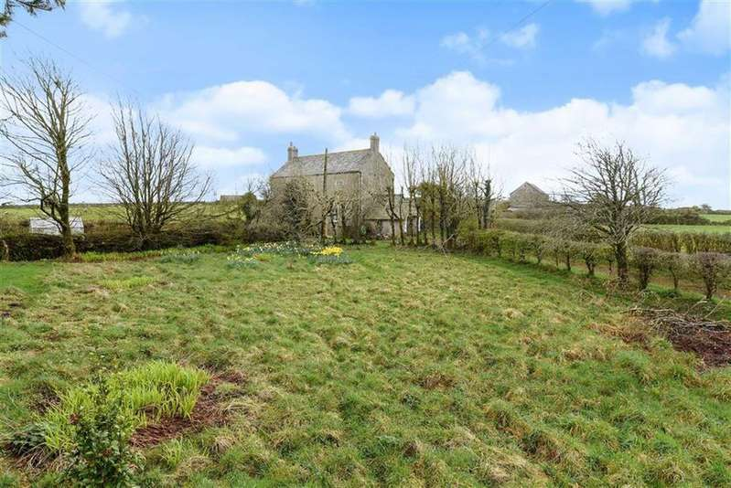 2 Bedrooms Detached House for sale in St Breward, Bodmin, Cornwall, PL30