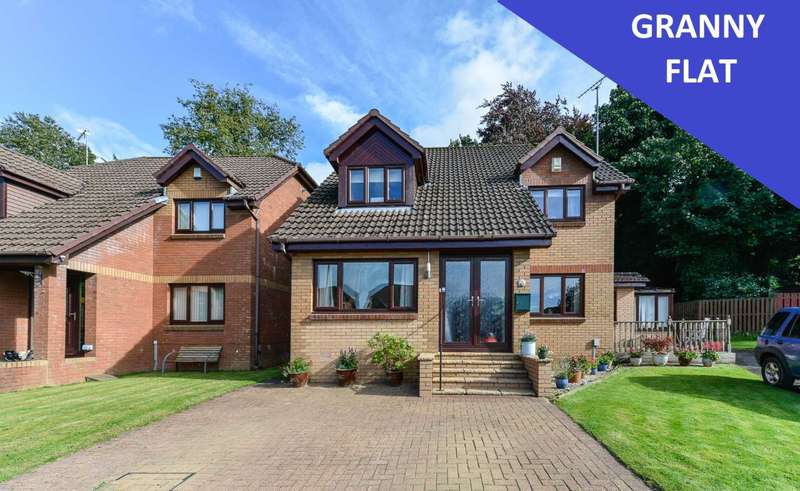 5 Bedrooms Detached House for sale in Springfield Woods, Johnstone