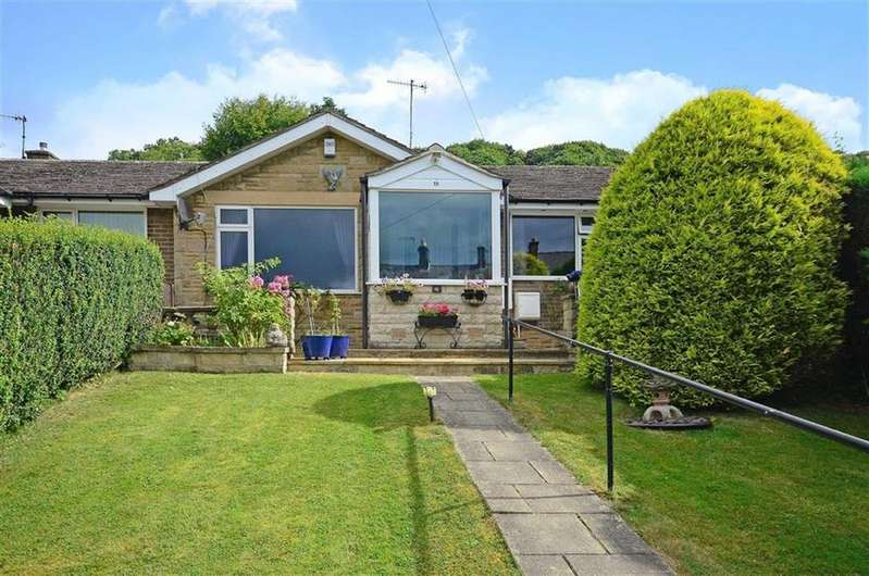 2 Bedrooms Bungalow for sale in 16, Old Hackney Lane, Hackney, Matlock, Derbyshire, DE4