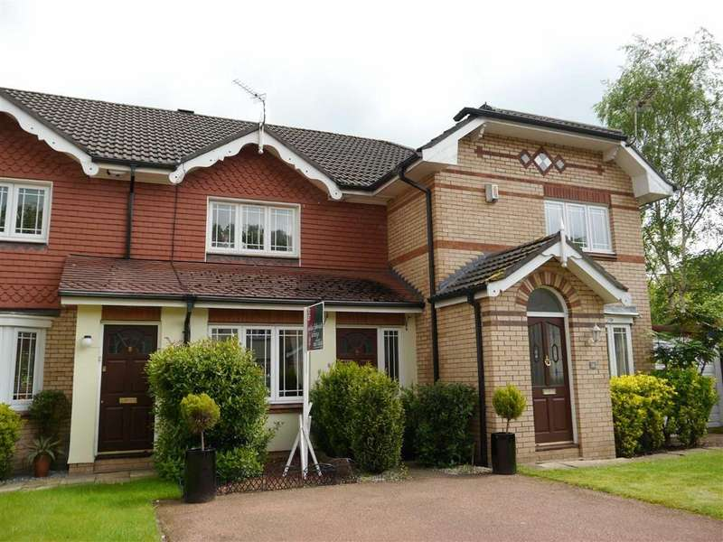 2 Bedrooms Terraced House for sale in Barford Drive, WILMSLOW