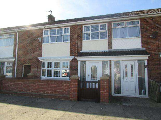 3 Bedrooms Terraced House for sale in SAFFRON WALK, SEATON CAREW, HARTLEPOOL