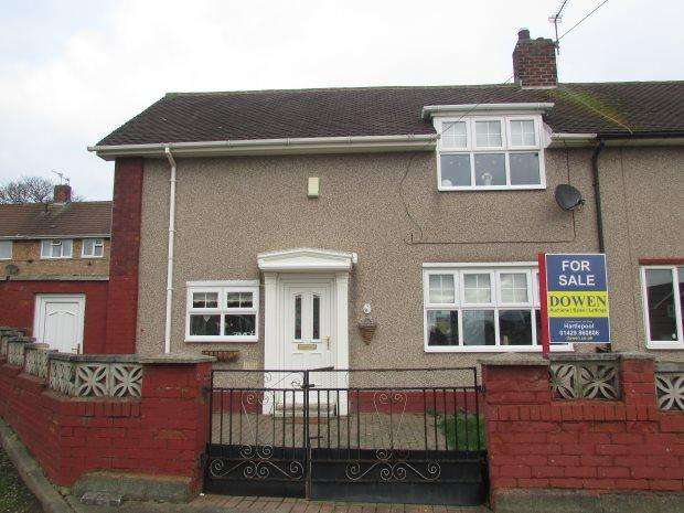 2 Bedrooms Terraced House for sale in ISLAY GROVE, OWTON MANOR, HARTLEPOOL