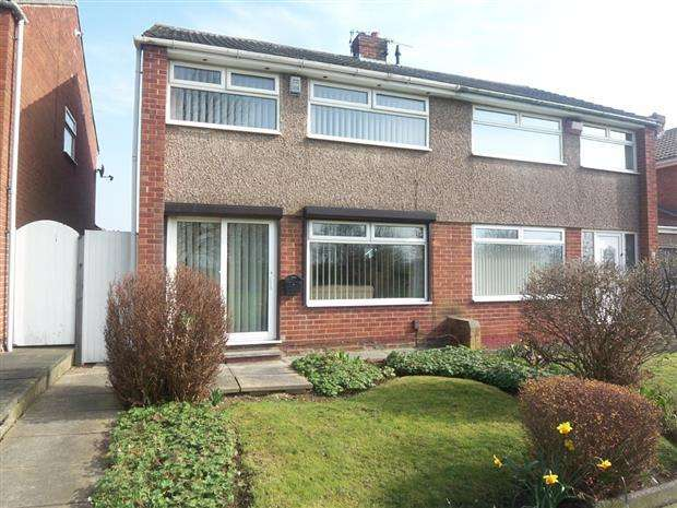 3 Bedrooms Semi Detached House for sale in NEWARK ROAD, FENS, HARTLEPOOL