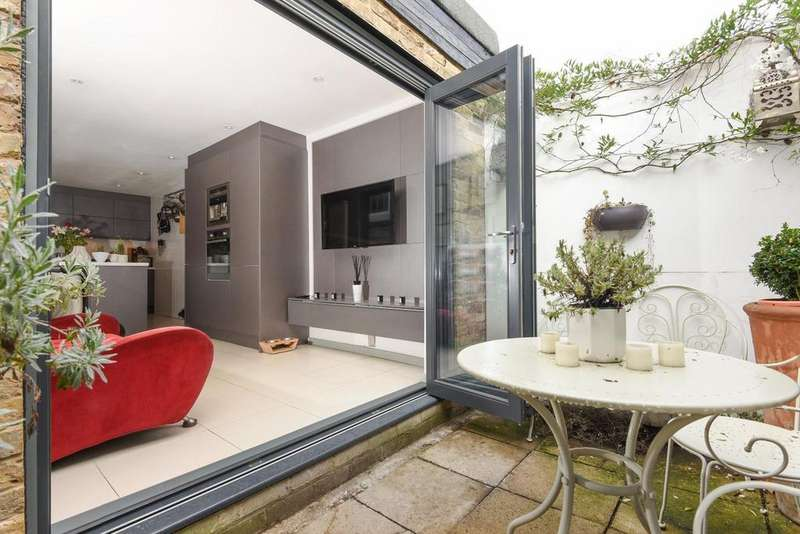 3 Bedrooms Terraced House for sale in Dalling Road, Hammersmith