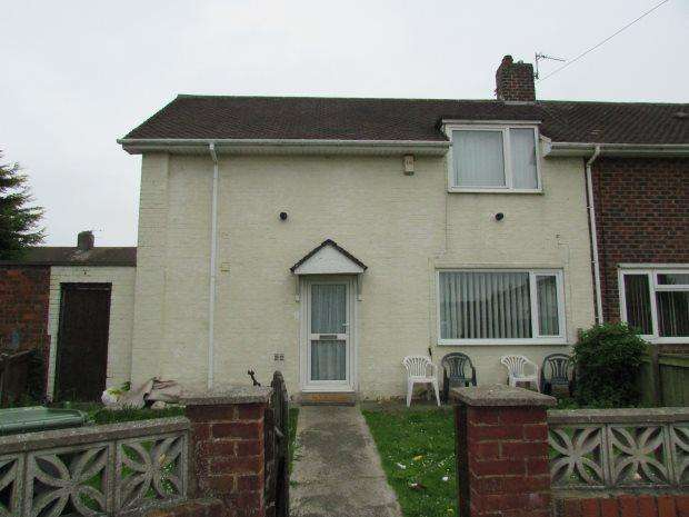 2 Bedrooms Terraced House for sale in INNES ROAD, OWTON MANOR, HARTLEPOOL
