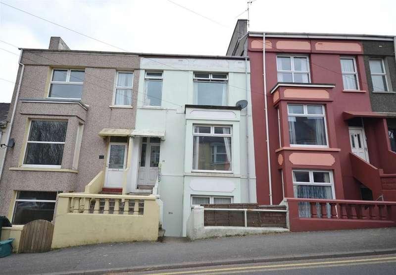 3 Bedrooms Terraced House for sale in Treowen Road, Pembroke Dock