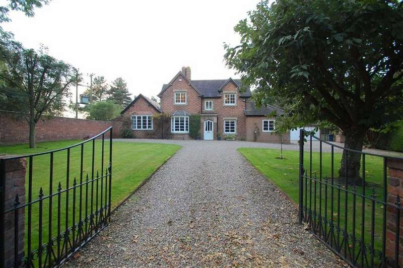 3 Bedrooms Detached House for sale in Cound, Shrewsbury
