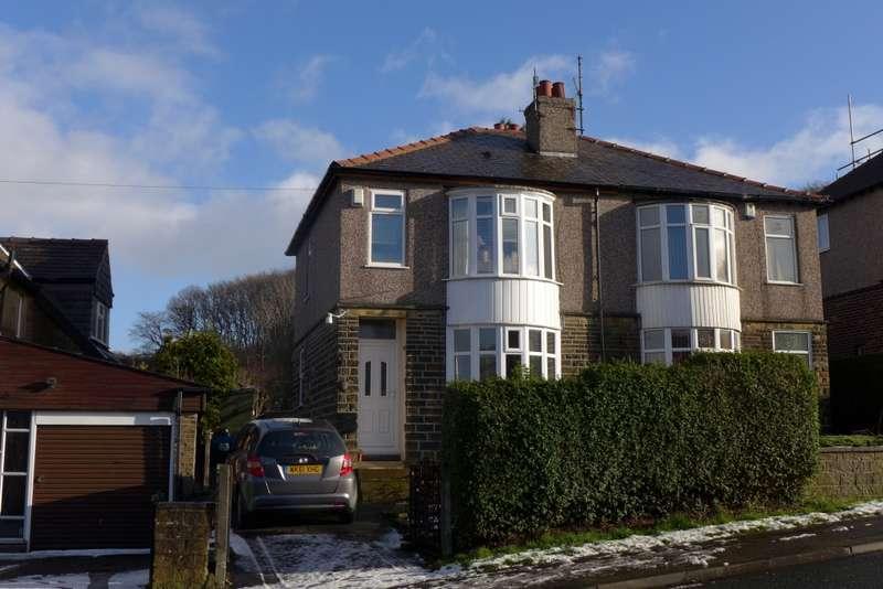 3 Bedrooms Semi Detached House for sale in Longley Lane, Huddersfield, HD4