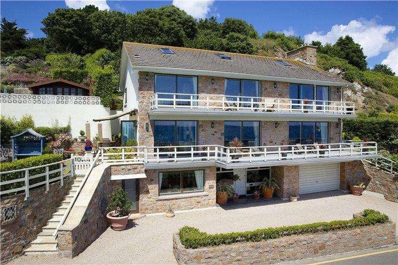 6 Bedrooms Detached House for sale in La Route De La Cote, St. Martin, Jersey, JE3