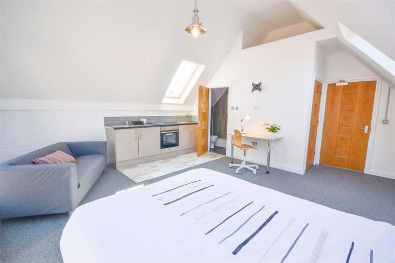 1 Bedroom Apartment Flat for rent in Apt 5, Rear of 48 Frederick Street, Frederick Street, City Centre, Sunderland