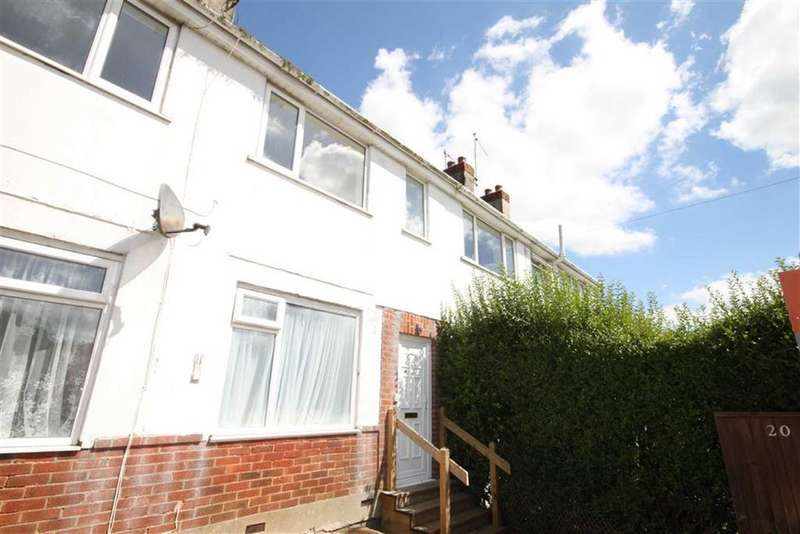 2 Bedrooms Flat for sale in Upper Road, Parkstone