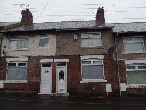 2 Bedrooms Terraced House for sale in VINCENT STREET, EASINGTON, PETERLEE AREA VILLAGES
