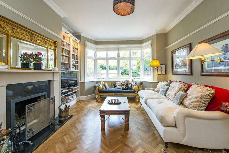 6 Bedrooms Semi Detached House for sale in Vicarage Road, East Sheen, London, SW14