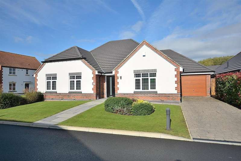 4 Bedrooms Detached Bungalow for sale in Riverside View, Warsop