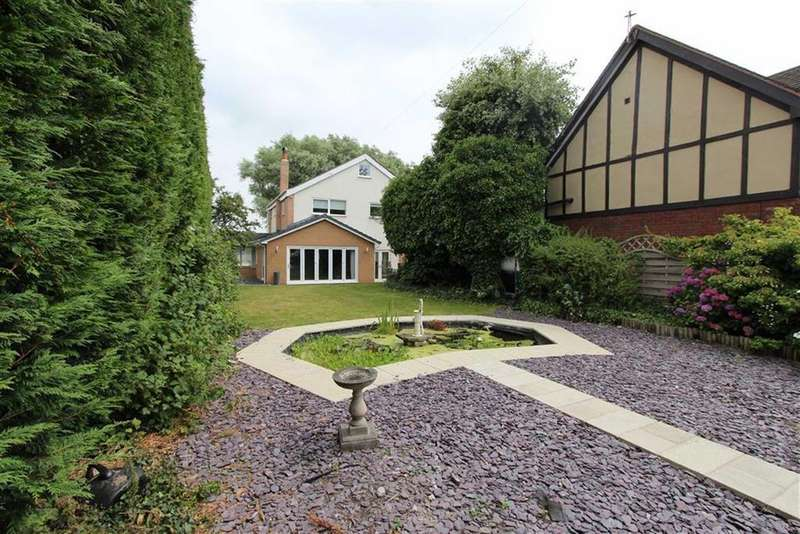 4 Bedrooms Detached House for sale in Heyhouses Lane, Lytham St Annes, Lancashire