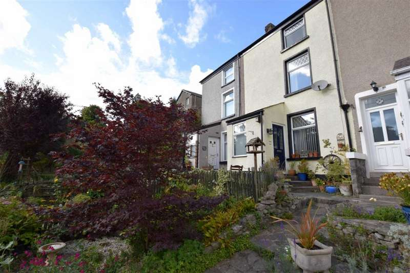 3 Bedrooms Terraced House for sale in Spring Gardens, Dalton-in-Furness, Cumbria