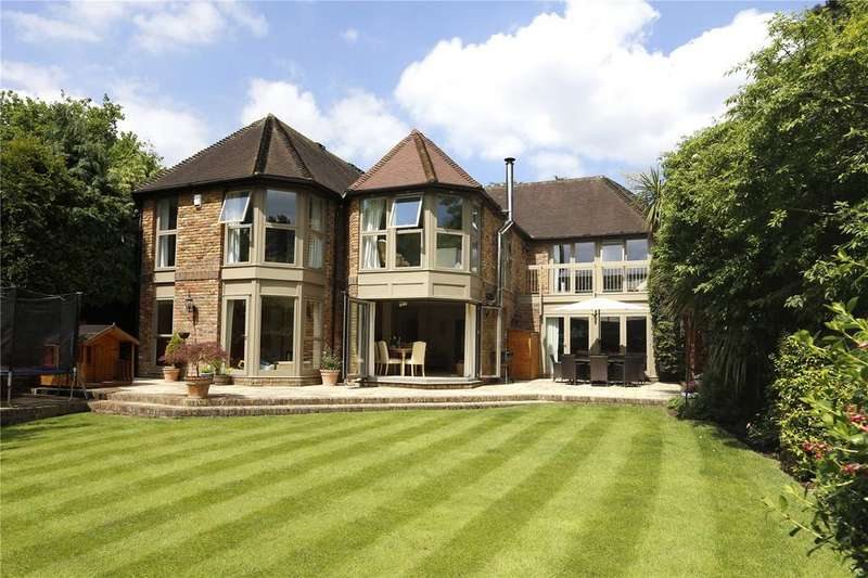 5 Bedrooms Detached House for sale in Eversley Park, Wimbledon, London, SW19