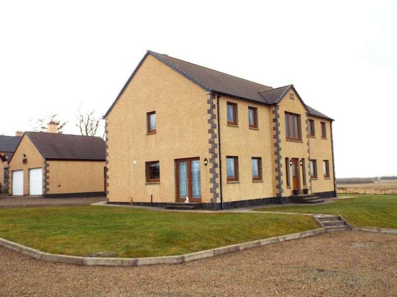 4 Bedrooms Detached House for sale in Cawdor House, Halkirk