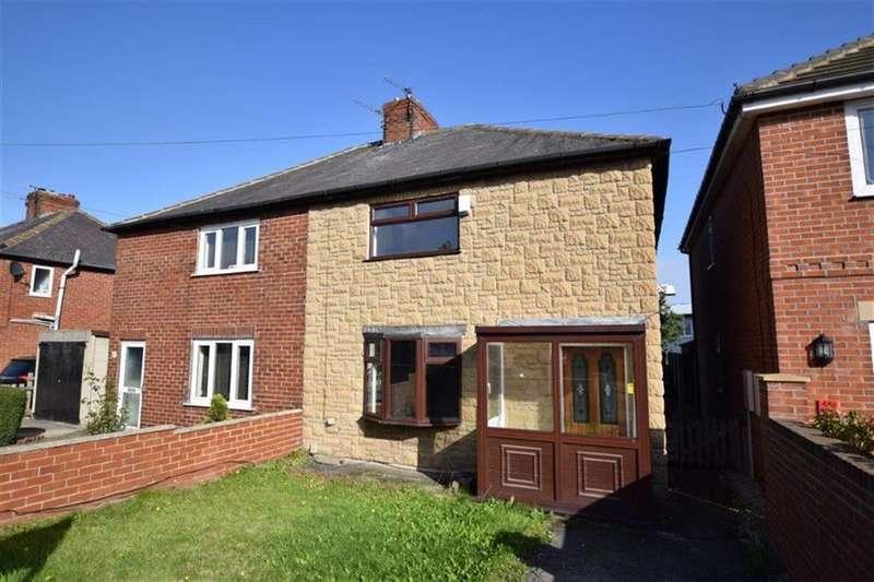 3 Bedrooms Semi Detached House for sale in Strafford Street, Darton, Barnsley, S75