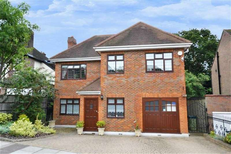 5 Bedrooms Detached House for sale in Hillside Gardens, High Barnet, Hertfordshire