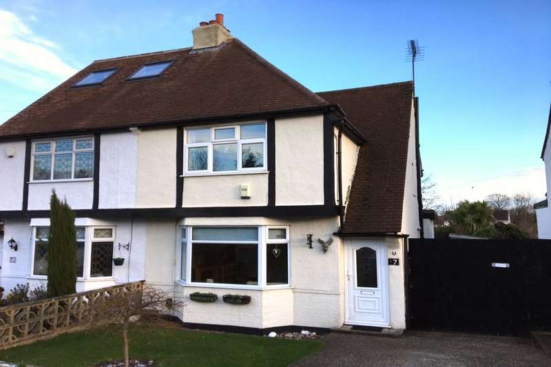 3 Bedrooms Semi Detached House for sale in Littlejohn Road, Orpington, BR5