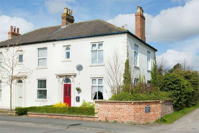 4 Bedrooms Villa House for sale in Holme Road, Market Weighton, York