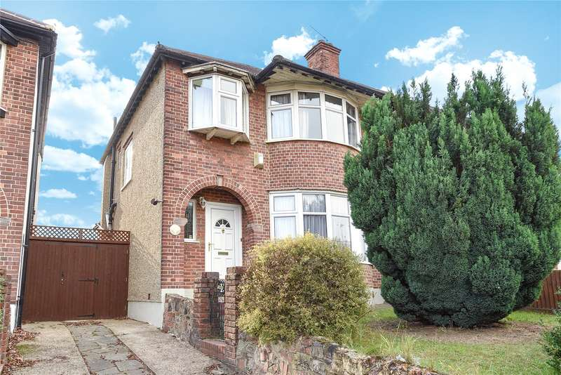 3 Bedrooms Semi Detached House for sale in High Road, Whetstone